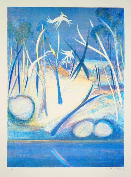 Arthur Boyd  - Bundanon Shore