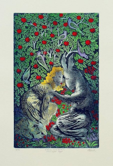 Anne Smith - Titania & Bottom  - Moonlight Tryst