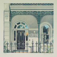 Brian Burr - Terrace House