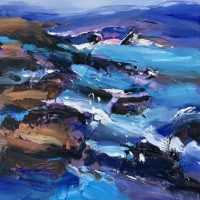 Rocky Coast - Jan Neil