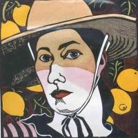Self Portrait with Lemons